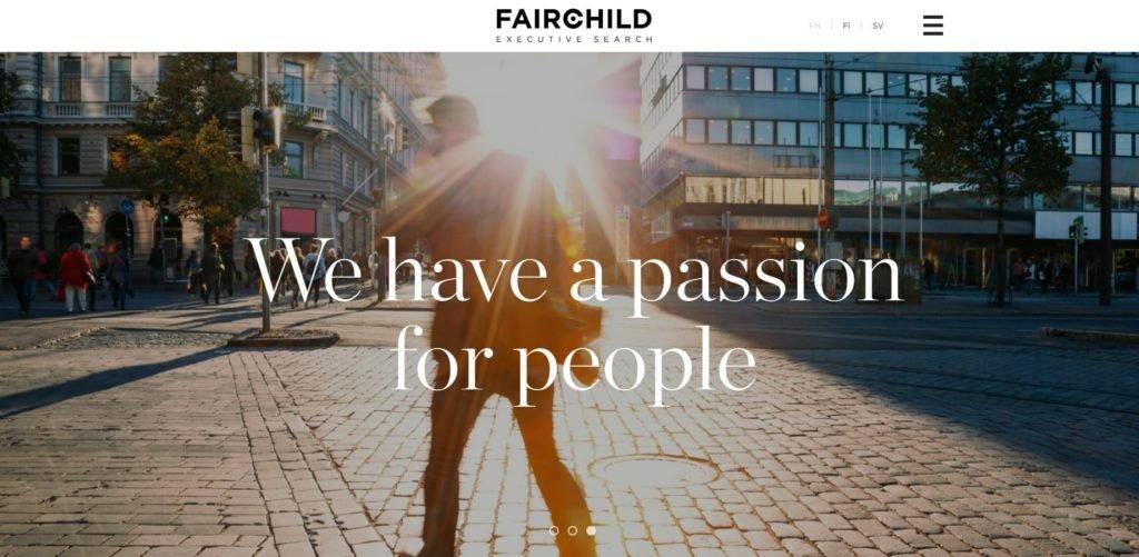 Fairchild Executive Search